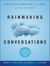 Rainmaking Conversations av John E. Doerr og Mike Schultz (Lydbok-CD)