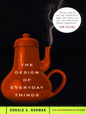 The Design of Everyday Things av Donald A. Norman (Lydbok-CD)