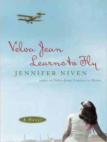 Velva Jean Learns to Fly av Jennifer Niven (Lydbok-CD)