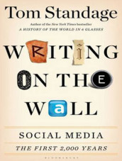 Writing on the Wall (Library Edition) av Tom Standage (Lydbok-CD)