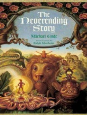 The Neverending Story av Michael Ende (Lydbok-CD)