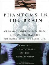 Phantoms in the Brain av Sandra Blakeslee og V. S. Ramachandran (Lydbok-CD)