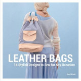Omslag - Leather Bags
