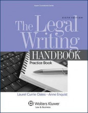 The Legal Writing Handbook av Anne Enquist og Laurel Currie Oates (Heftet)
