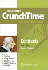 Omslag - Emanuel Crunchtime for Contracts