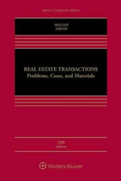 Real Estate Transactions av Robin Paul Malloy og James Charles Smith (Innbundet)
