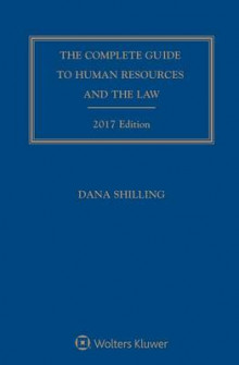 Complete Guide to Human Resources and the Law av Dana Shilling (Heftet)