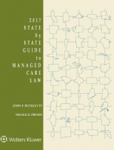 Omslag - State by State Guide to Managed Care Law