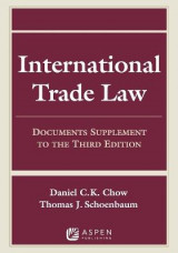Omslag - International Trade Law
