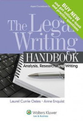 The Legal Writing Handbook av Anne Enquist og Laurel Currie Oates (Perm)