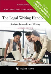The Legal Writing Handbook av Anne Enquist, Jeremy Francis og Laurel Currie Oates (Heftet)