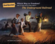 Which Way to Freedom? av Mary Kay Carson (Heftet)
