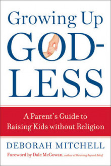 Growing Up Godless av Deborah Mitchell (Heftet)