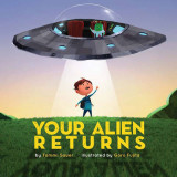 Omslag - Your Alien Returns