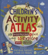 Omslag - Children's Activity Atlas