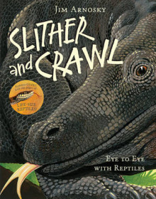 Slither and Crawl av Jim Arnosky (Heftet)