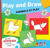 Animals at Play av Sterling Children's (Innbundet)
