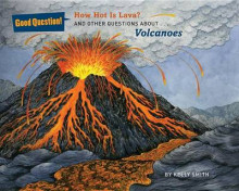 How Hot is Lava? av Kelly Smith (Heftet)