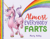 Omslag - Almost Everybody Farts