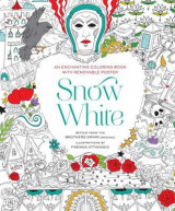 Omslag - Snow White Coloring Book