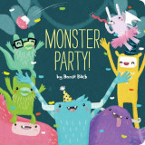 Omslag - Monster Party!