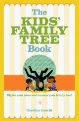 Omslag - The Kids Family Tree Book