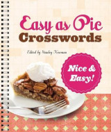 Omslag - Nice & Easy Easy as Pie Crosswords
