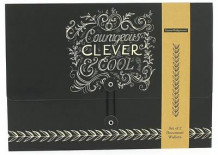 Emma Bridgewater Black Scroll Set of 2 Document Wallets av Emma Bridgewater (Varer uspesifisert)