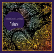 Super Scratch Art Pads: Nature av Sterling Children's (Heftet)