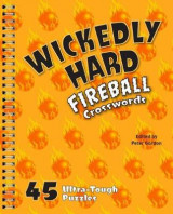 Omslag - Wickedly Hard Fireball Crosswords