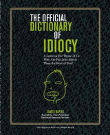 Omslag - Official Dictionary of Idiocy