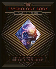 The psychology book av Wade E. Pickren (Innbundet)