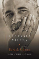 Omslag - Barack Obama: Quotable Wisdom