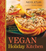 Omslag - Vegan Holiday Kitchen