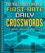 Omslag - The Wall Street Journal First-Rate Daily Crosswords, Volume 6