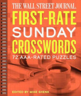 Omslag - The Wall Street Journal First-Rate Sunday Crosswords, Volume 7