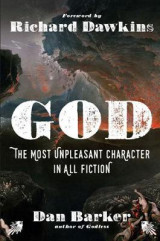 Omslag - God: The Most Unpleasant Character in All Fiction