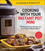 Omslag - Cooking With Your Instant Pot Mini