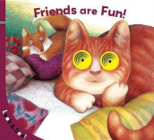 Look & See: Friends Are Fun! av Sterling Children's (Kartonert)