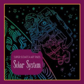 Super Scratch Art Pads: Solar System av Sterling Children's (Heftet)
