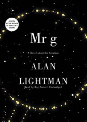 Mr G av Alan Lightman (Lydbok-CD)