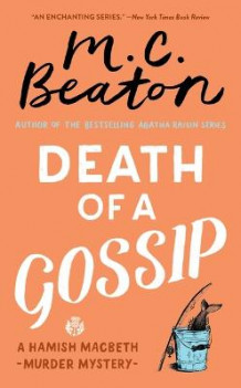 Death of a Gossip av M C Beaton (Heftet)