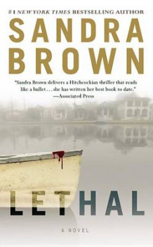 Lethal (Large Type / Large Print Edition) av Sandra Brown (Innbundet)