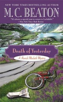 Death of Yesterday av M C Beaton (Heftet)
