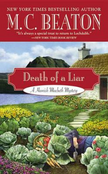 Death of a Liar av M C Beaton (Heftet)