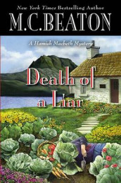 Death of a Liar av M C Beaton (Innbundet)