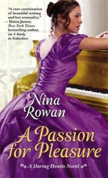 A Passion for Pleasure av Nina Rowan (Heftet)