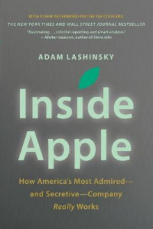 Inside Apple av Adam Lashinsky (Heftet)