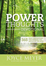 Omslag - Power Thoughts Devotional