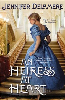 An Heiress at Heart av Jennifer Delamere (Heftet)
